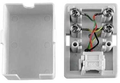 Как подключить и установить антенную тв розетку